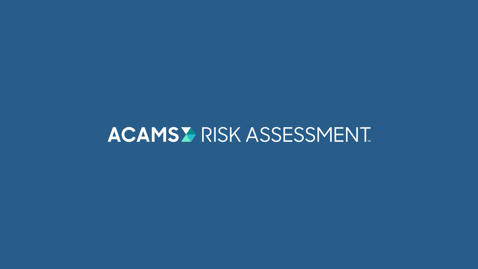 Risk Assessment Video