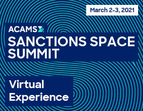 Sanctions Space Summit