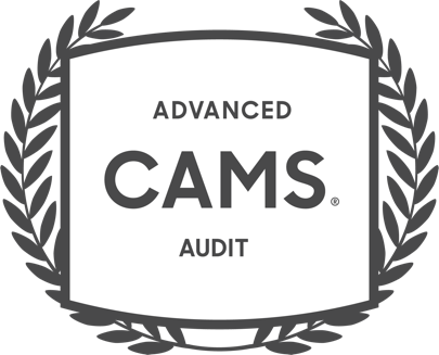 Advanced CAMS Audit Badge
