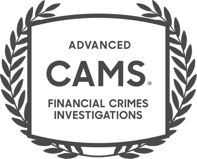 Advanced CAMS FCI Badge