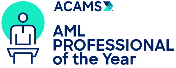 ACAMS AML Professional of the Year