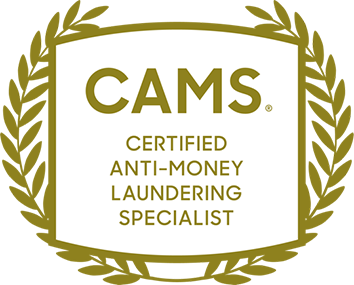 CAMS - CERTIFIED ANTI-MONEY LAUNDERING SPECIALIST