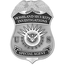 HSI Special Agent Badge